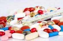 Pusė receptų antibiotikams išrašoma netinkamai