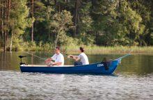 Per Žolinę žvejokite nemokamai