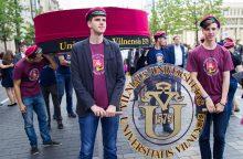 Lietuvoje studentų ir moksleivių sumažėjo penktadaliu