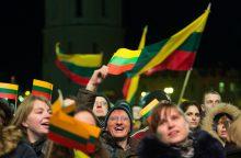 Tyrimas: pilietinės galios indeksas pernai Lietuvoje augo