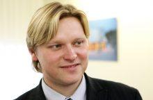 """D. Budrys atleistas iš """"Rail Baltica statybos"""""""