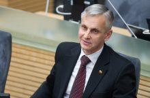 Kompromisas pagal P. Urbšį – geriau komisijos imitacija, negu jokios komisijos