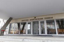 Ilgametis Aukščiausiojo Teismo teisėjas V. Piesliakas rengiasi į pensiją