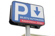 Prie Laisvės alėjos – automobilių aikštelė už 2,8 mln. eurų