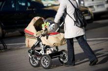 Kauno rajone krykštauja jau 800-asis kūdikis