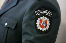 Kaune iš šešto aukšto iššoko policininkė
