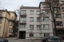 V. Putvinskio gatvėje antram gyvenimui prikelta buvusi ligoninė