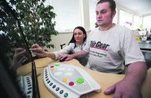 Iš ligoninės namo – su reabilitacine įranga