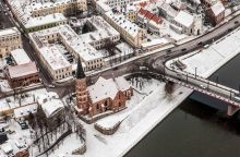 Kauno skolos tirpsta kaip sniegas: per metus jos sumažėjo 11 mln. eurų