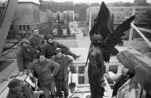 Kauno bienalė atsisuks į paminklus
