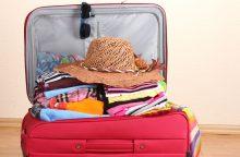 Penki patarimai kelionei: kaip išvengti papildomų išlaidų ir streso