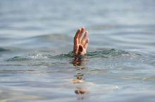 Sekmadienį tvenkiniuose nuskendo du vyrai