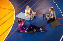 """""""Judėk sveikai"""" ambasadorės: ne tik sportuojame, bet ir sutinkame bendraminčių"""