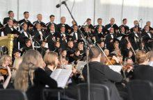 Per Pažaislio muzikos vasarą – su Kauno choru