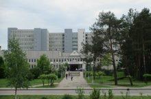"""Sanatorija """"Pušyno kelias"""" jungiama prie Vilniaus universitetinės ligoninės"""