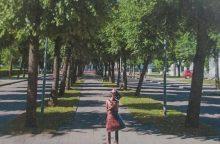 Šakiuose iškils paminklas lietuvių kalbai