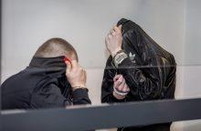 Elektrošoku ginkluotus žudikus padėjo demaskuoti mažametės