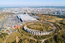 Teismo verdiktas: Nacionalinio stadiono statybos konkursas stabdomas