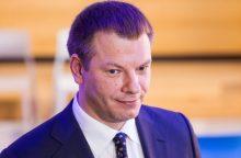 """Ministras apie """"Swedbank"""" skandalą: nieko panašaus Lietuvoje neužfiksuota"""