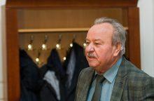 """B. Bradauskas """"MG Baltic"""" byloje: Seimo nariai su verslo atstovais turi bendrauti"""