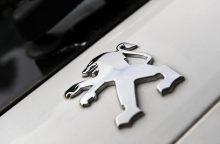 Vagių grobis Romainiuose – šiais metais pagamintas automobilis
