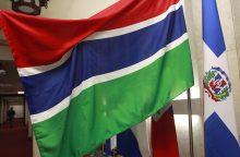 Tarptautinį baudžiamąjį teismą palieka dar viena Afrikos valstybė