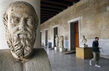 Mūsų pasaulis keičiasi: metas istorikams paaiškinti, kodėl