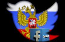 """Rusijos ryšių prievaizdas patikrins """"Twitter"""" ir """"Facebook"""""""