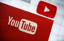 """""""YouTube"""" svetainėje per dieną peržiūrima milijardas valandų vaizdo įrašų"""