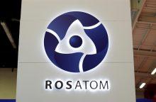 """""""Rosatom"""" paneigė, kad įvyko branduolinė avarija"""