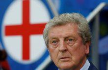 Po pralaimėjimo islandams pasitraukė Anglijos futbolo rinktinės treneris