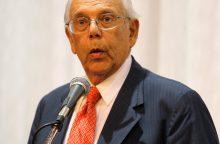 Mirė buvęs Urugvajaus prezidentas J. Batlle