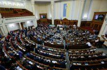 Ukraina tikisi pagrindinės NATO nepriklausančios partnerės statuso