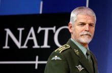NATO generolas: incidentai virš Baltijos jūros nepasižymi priešiškumu Aljansui