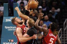 NBA: J. Valančiūno ir D. Motiejūno klubai pralaimėjo
