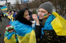ES žengė dar vieną žingsnį vizų ukrainiečiams panaikinimo link