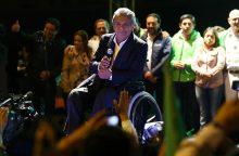 Ekvadoro prezidento rinkimuose prireiks antro turo