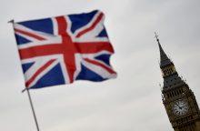 """Britanija po """"Brexit"""" planuoja aktyviau veikti Azijoje"""