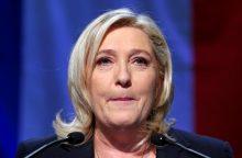 Europos Parlamentas: M. Le Pen fiktyvūs darbai atsiėjo 5 mln. eurų