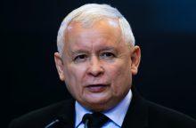 """Serialas apie J. Kaczynskį """"Youtube"""" sulaukė neslūgstančio populiarumo"""
