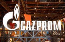 Europa tebėra priklausoma nuo rusiškų dujų