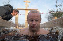 Religiniuose renginiuose Rusijoje dalyvavo daugiau kaip 2,4 mln. žmonių