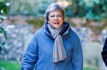 """ES reikalauja Londono paaiškinimų dėl """"Brexit"""""""