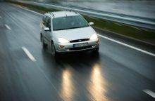 Rajoniniuose keliuose yra slidžių ruožų, potvynis Rusnėje slūgsta