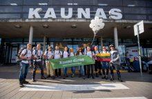 Lietuviai išvyko šturmuoti aukščiausio Europos kalno