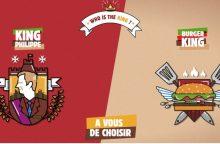 """""""Burger King"""" reklama supykdė Belgijos karališkąją šeimą"""