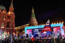Kokie ekonomikos iššūkiai laukia V. Putino?