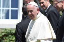 Popiežiaus vizito proga viešuoju transportu planuojama vežti nemokamai