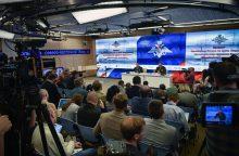 Rusija dėl Malaizijos lėktuvo numušimo toliau kaltę verčia Ukrainai