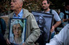 Žurnalistės žudiko paieškos atvedė pas ES lėšų grobstytojus